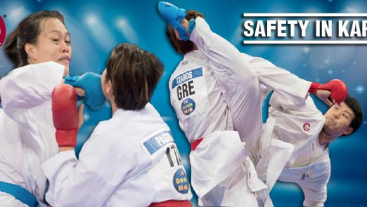 ATHLETE SAFETY IN KARATE