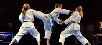 RESULTS OF KARATE1 PREMIER LEAGUE ALMERE 2015