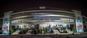 50TH EKF SENIOR CHAMPIONSHIPS IN ISTANBUL