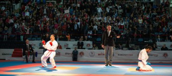 RESULTS OF THE 50TH EKF SENIOR CHAMPIONSHIPS IN ISTANBUL