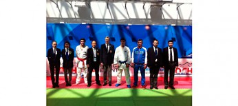 KARATE DEMO IN SOCHI – SPORTACCORD CONVENTION