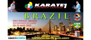 KARATE1 PREMIER LEAGUE SAO PAULO 2015 (BRAZIL)