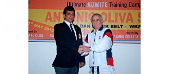 WKF SUPPORTS ACTIVITY IN COIMBATORE, TAMILNADU (INDIA)