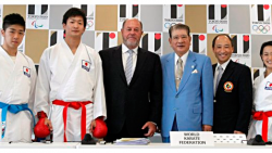 KARATE PRESENTATION FOR TOKYO 2020 ADDITIONAL SPORTS PROGRAMME