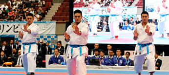 AKF CONGRESS AND CHAMPIONSHIPS, YOKOHAMA 2015
