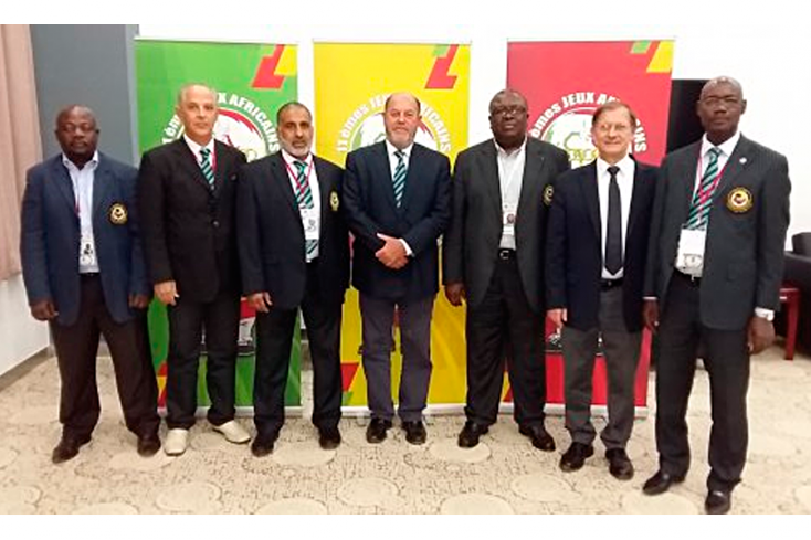 AFRICAN GAMES BRAZZAVILLE 2015