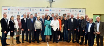 THE IOC PRESIDENT MR. THOMAS BACH VISITED UKRAINE.