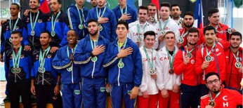 Brazilian Karatekas dominate in last day of Pan American Championships