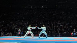 French and Spanish Karatekas top final podium of Karate European Championships