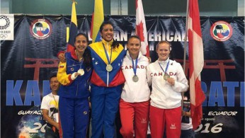 Pan American upcoming stars crowned in PKF Junior, Cadet & U21 Championships