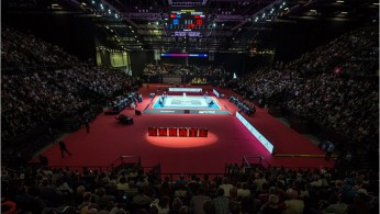 Two successful continental championships feature Karate's worldwide dimension