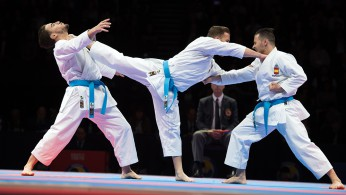 Promising Karatekas shock at Mediterranean Karate Federations Union Championships