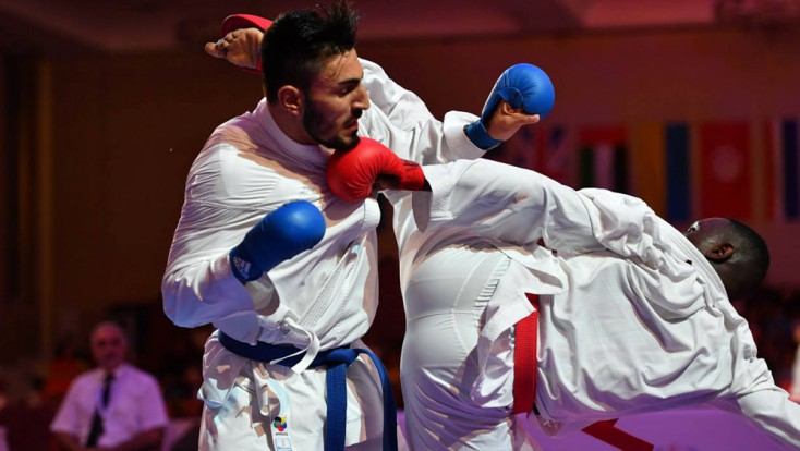 Turkey top medal table of Karate 1-Premier League in Istanbul