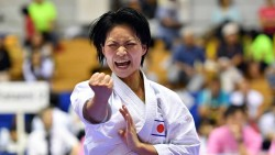 Japanese Karate show power at Karate 1-Premier League in Okinawa