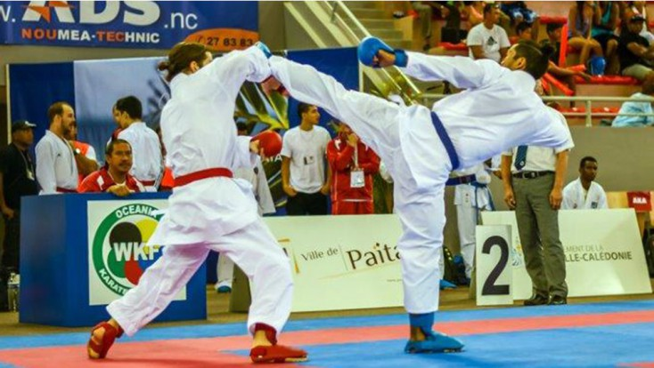 Oceania honours top competitors in 2016 OKF Karate Championships