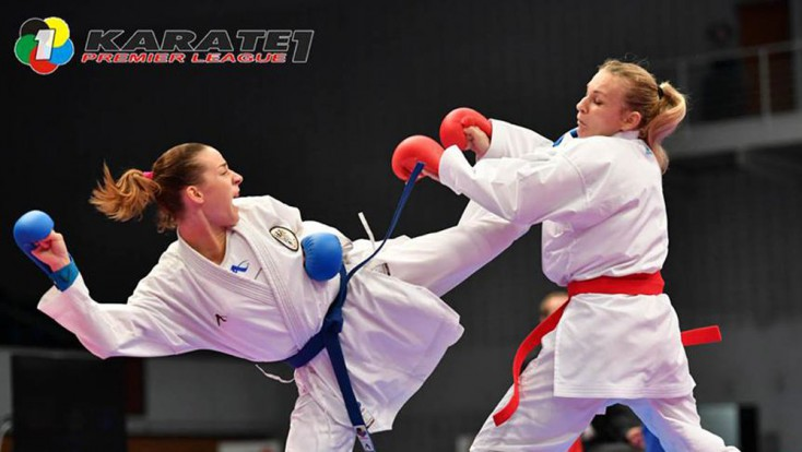 Promising Karatekas crowned at Karate 1-Premier League in Hamburg