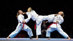 2017 WKF official calendar announced