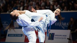 Paris to host historic Karate 1-Premier League event