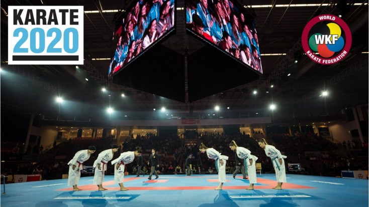 WKF celebrates one year to go until Tokyo Olympic Games