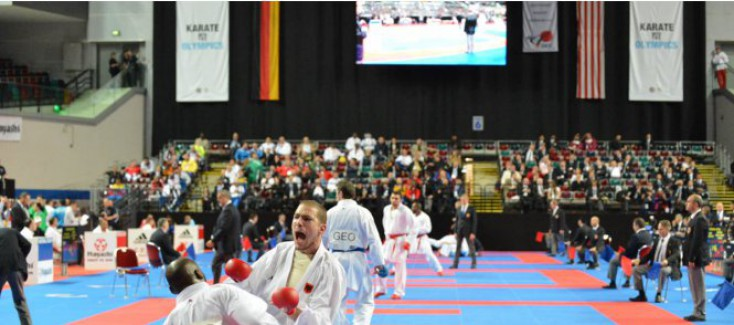 BREMEN 2014 – FIRST DAY OF COMPETITION