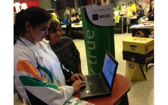 WKF AND SPORTACCORD'S DOPING-FREE SPORT UNIT (DFSU) JOINT EFFORTS ON ANTI-DOPING EDUCATION AT WORLD KARATE CHAMPIONSHIPS