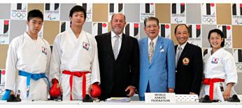 KARATE PRESENTATION FOR TOKYO 2020 ADDITIONAL SPORTS PROGRAMME