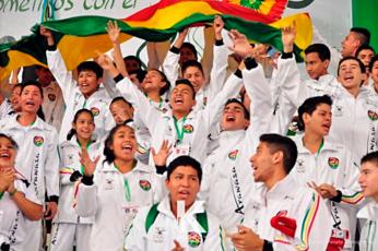 PKF JUNIOR, CADET AND U21 CHAMPIONSHIPS