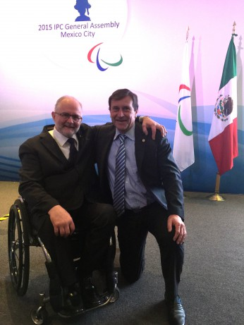 WKF ATTENDS FOR THE FIRST TIME THE IPC GENERAL ASSEMBLY