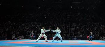 French and Spanish Karatekas top final podium of Karate European Championships