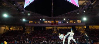 Documentary on Karate World Championships coming to Olympic Channel