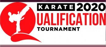 Karate Qualification tournament postponed