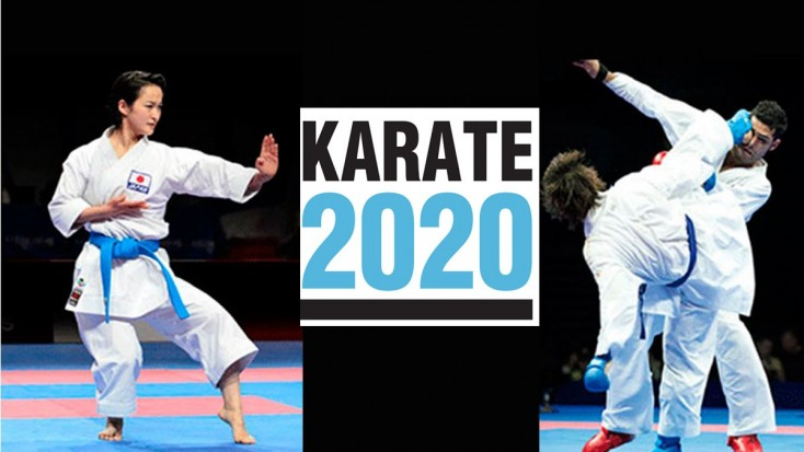 Karate Olympic Standings