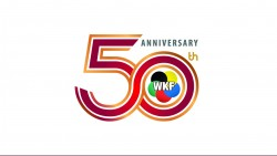 WKF celebrates 50th anniversary