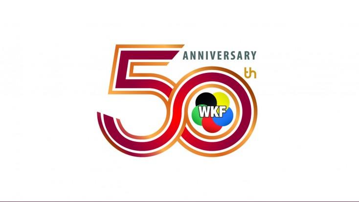 WKF celebrates 50th anniversary